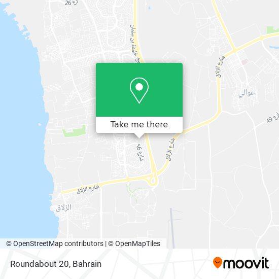 Roundabout 20 map