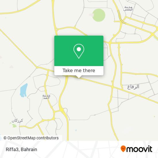 Riffa3 map