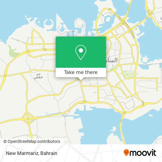New Marmariz map