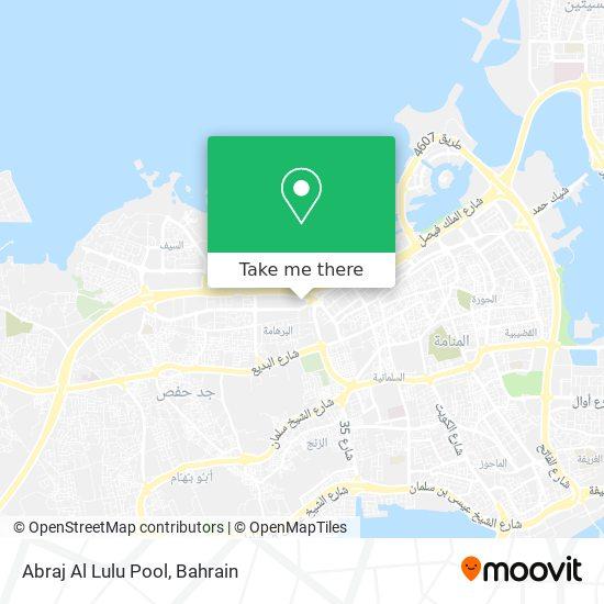 Abraj Al Lulu Pool map