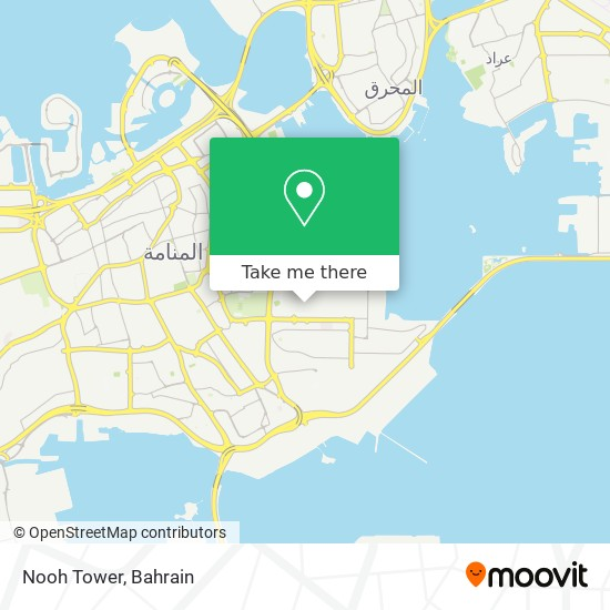 Nooh Tower map
