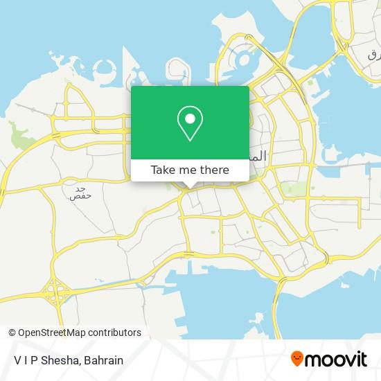 V I P Shesha map