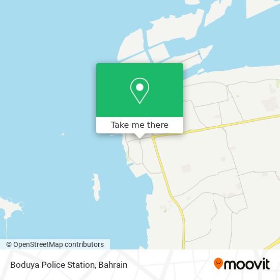 Boduya Police Station map