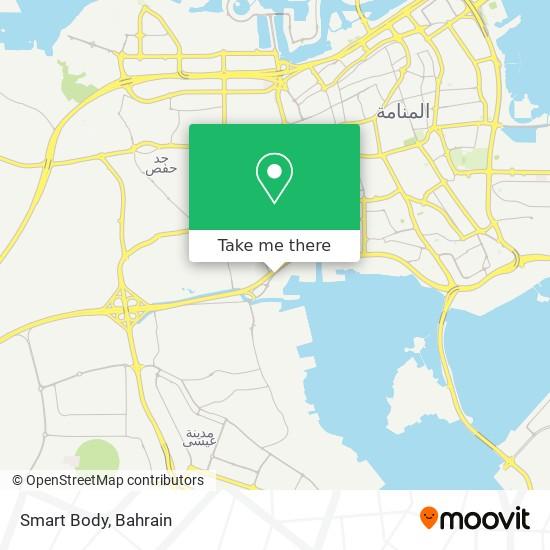 Smart Body map