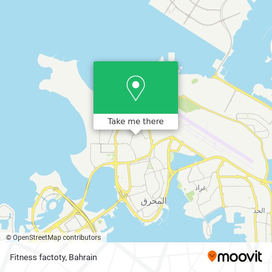 Fitness factoty map