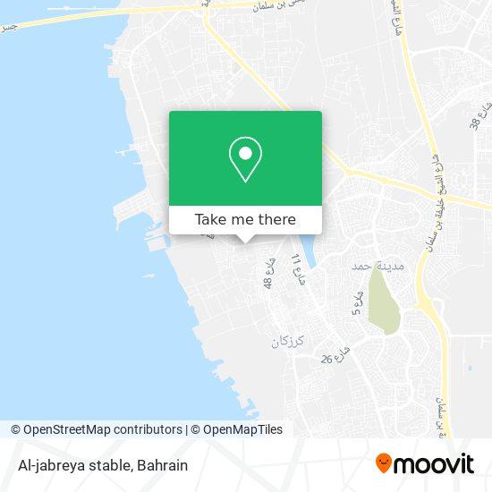 Al-jabreya stable map