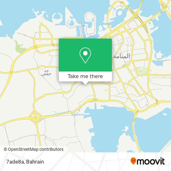 7ade8a map