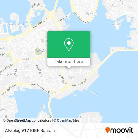 Al-Zalag #17 BIBF map