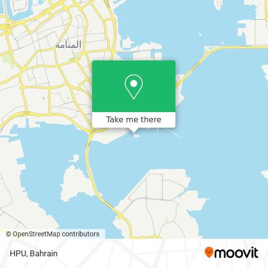 HPU map