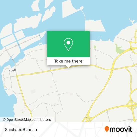Shishabi map