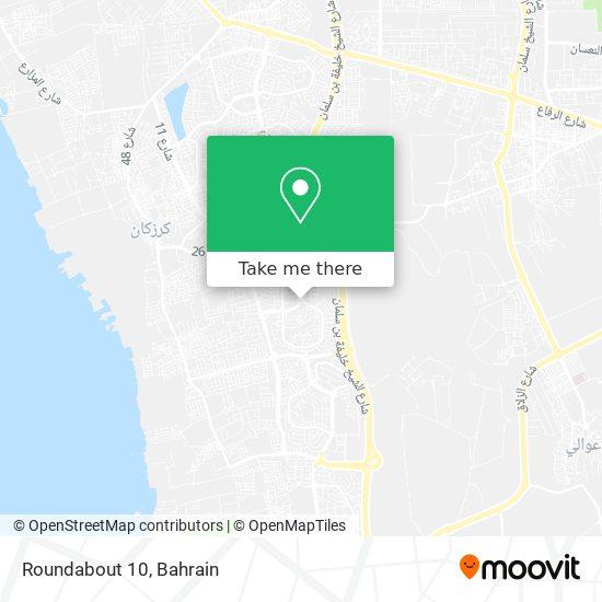 Roundabout 10 map