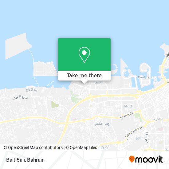 Bait 5ali map