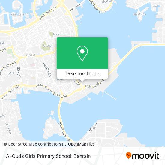 Al-Quds Girls Primary School map