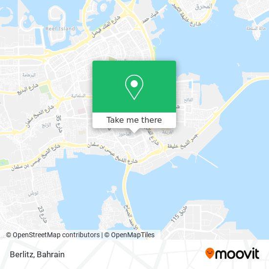 Berlitz map