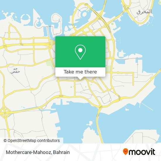 Mothercare-Mahooz map