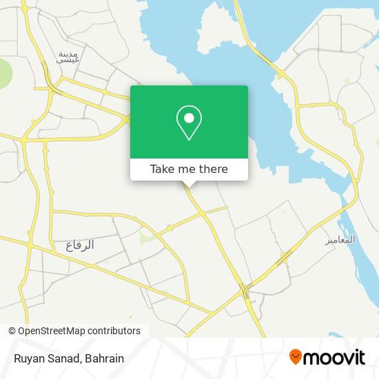 Ruyan Sanad map