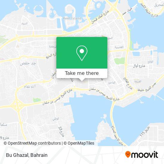 Bu Ghazal map