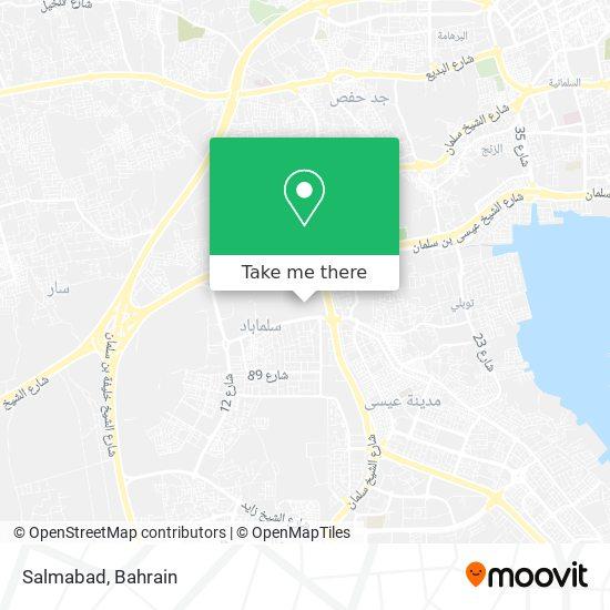 Salmabad map