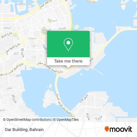 Dar Building map