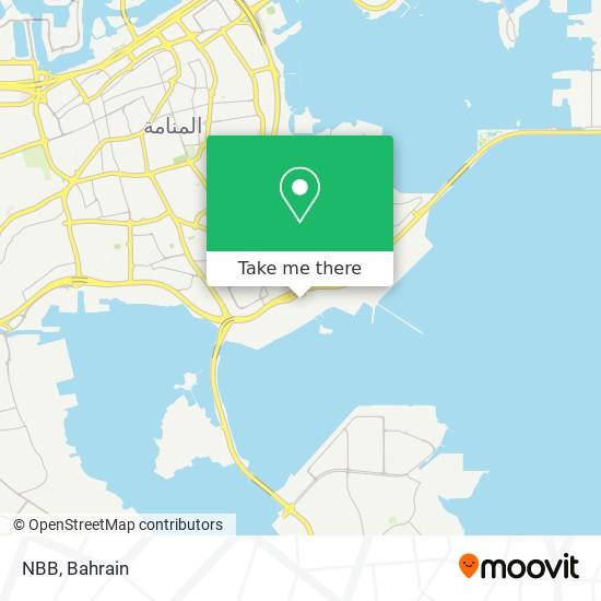NBB map