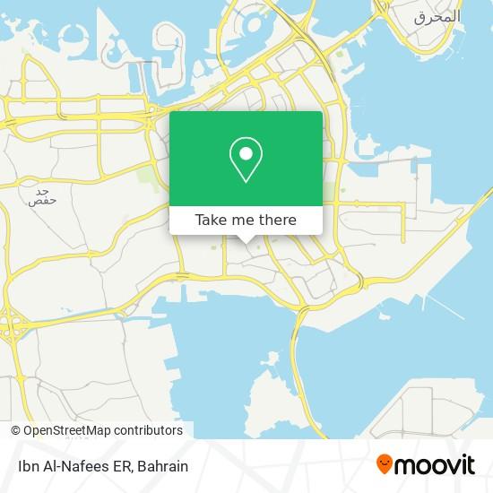 Ibn Al-Nafees ER map