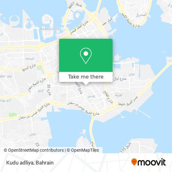 Kudu adliya map
