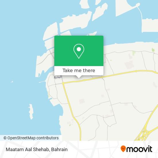 Maatam Aal Shehab map