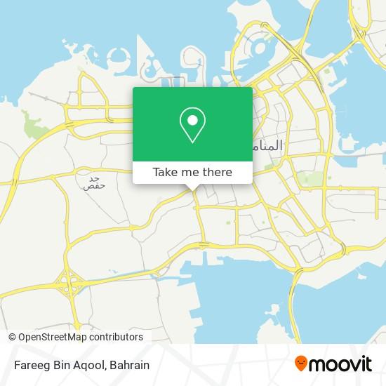 Fareeg Bin Aqool map