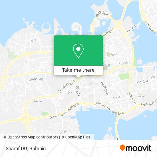 Sharaf DG map