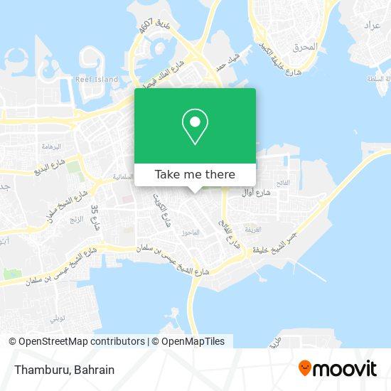 Thamburu map