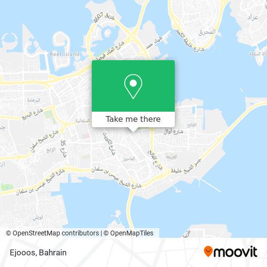 Ejooos map