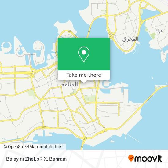 Balay ni ZheLbRiX map