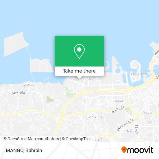 MANGO map