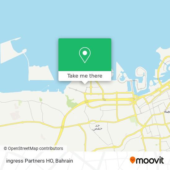 ingress Partners HO map