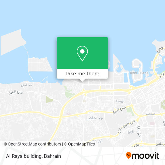 Al Raya building map