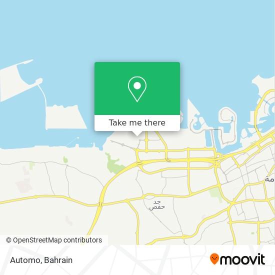 Automo map