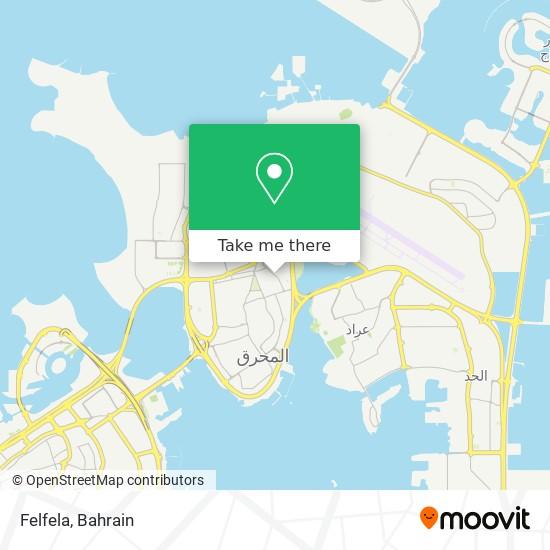 Felfela map