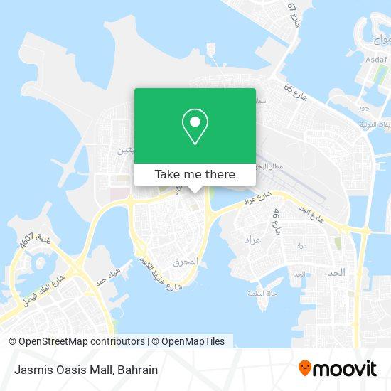 Jasmis Oasis Mall map