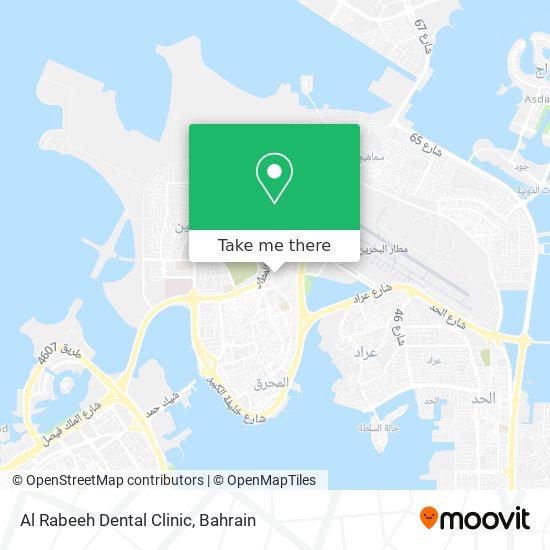 Al Rabeeh Dental Clinic map