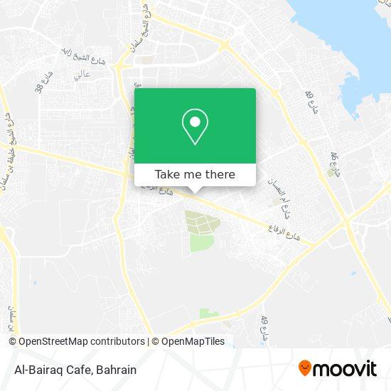 Al-Bairaq Cafe map