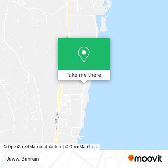 Jaww map
