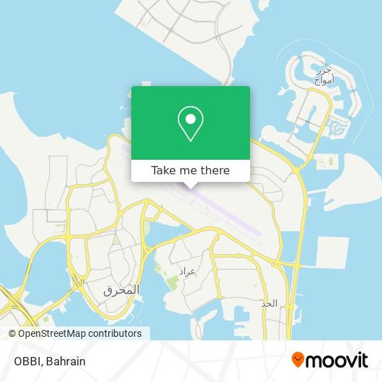 OBBI map