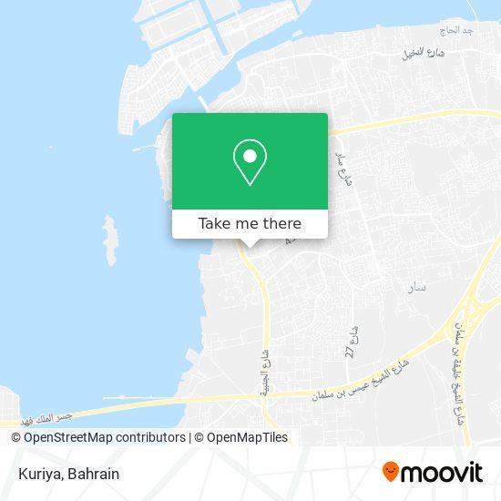 Kuriya map