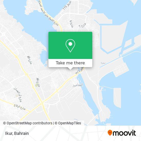 Ikur map