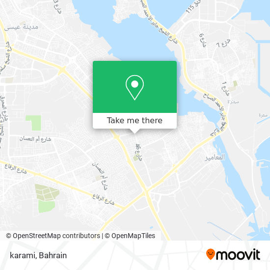 karami map