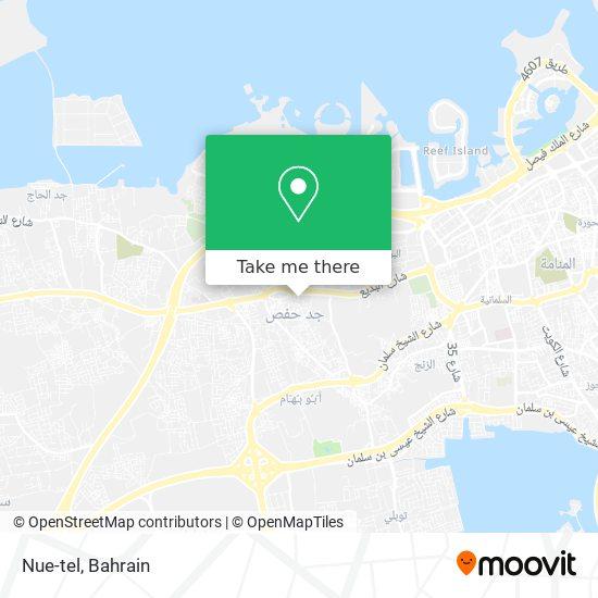 Nue-tel map