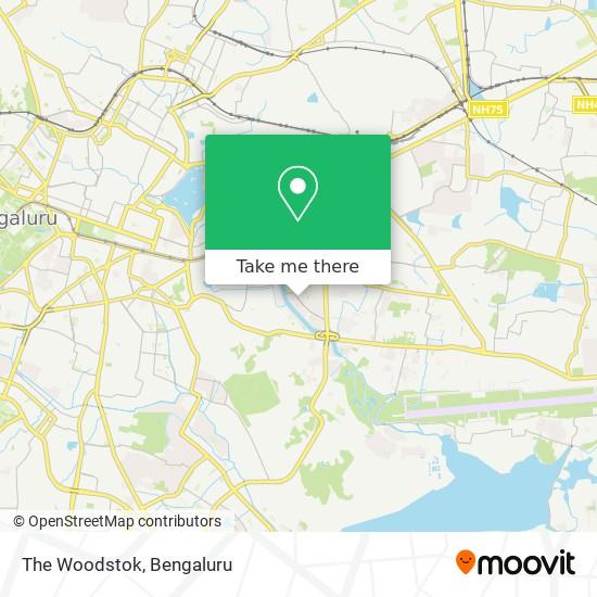 The Woodstok map