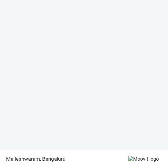 Malleshwaram map