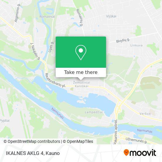 IKALNES AKLG 4 map