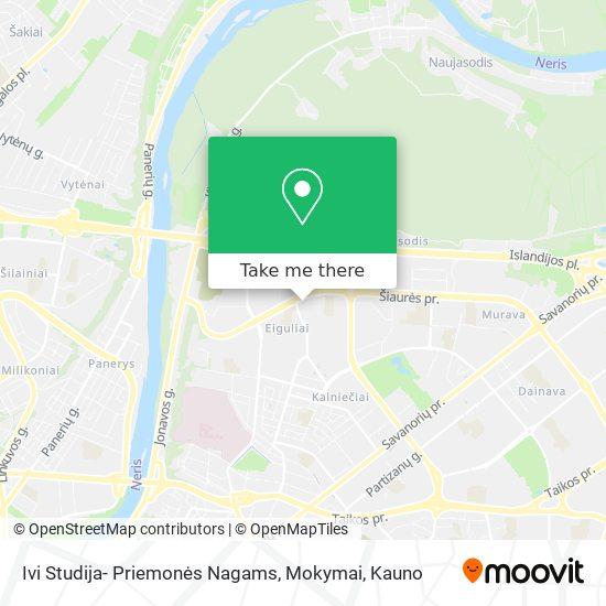 Ivi Studija- Priemonės Nagams, Mokymai map